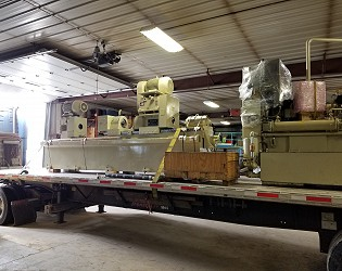 Machine Rebuilt at Integral Machine, Sheboygan County, Wisconsin